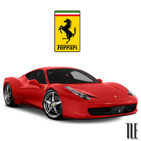 Ferrari 458 Italia Exotic Car Rental Miami