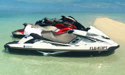 TLE-Beached Waverunners available for rental in Miami