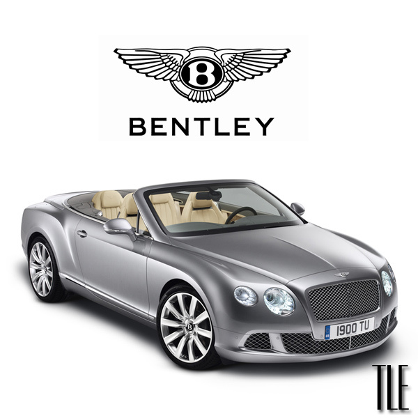 Bentley GTC available for rental in Miami