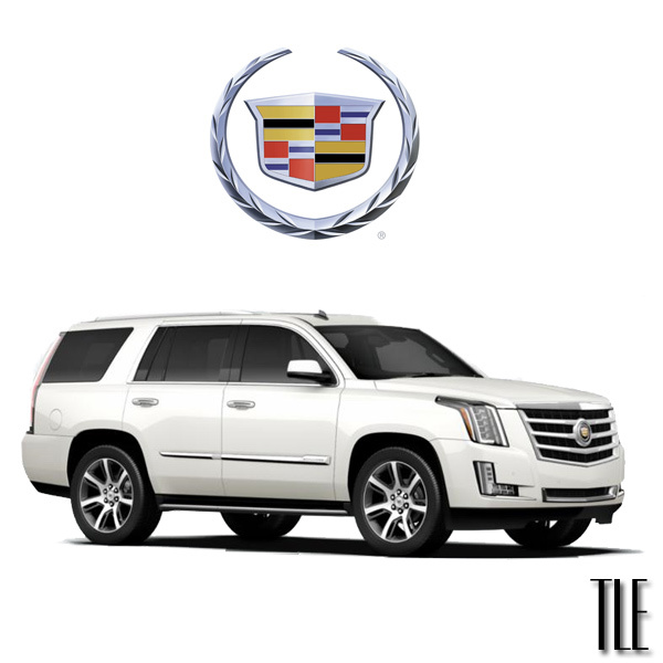 Cadillac Escalade available for rental in Miami