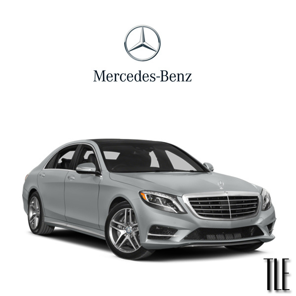 Mercedes S550 available for rental in Miami