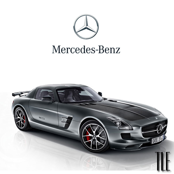 TLE-Mercedes SLS AMG profile for rental Miami
