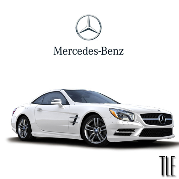 TLE Mercedes SL550 available for rental in Miami
